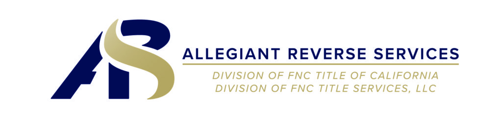 Allegiant Reverse Services, a division of FNC Title Services, LLC