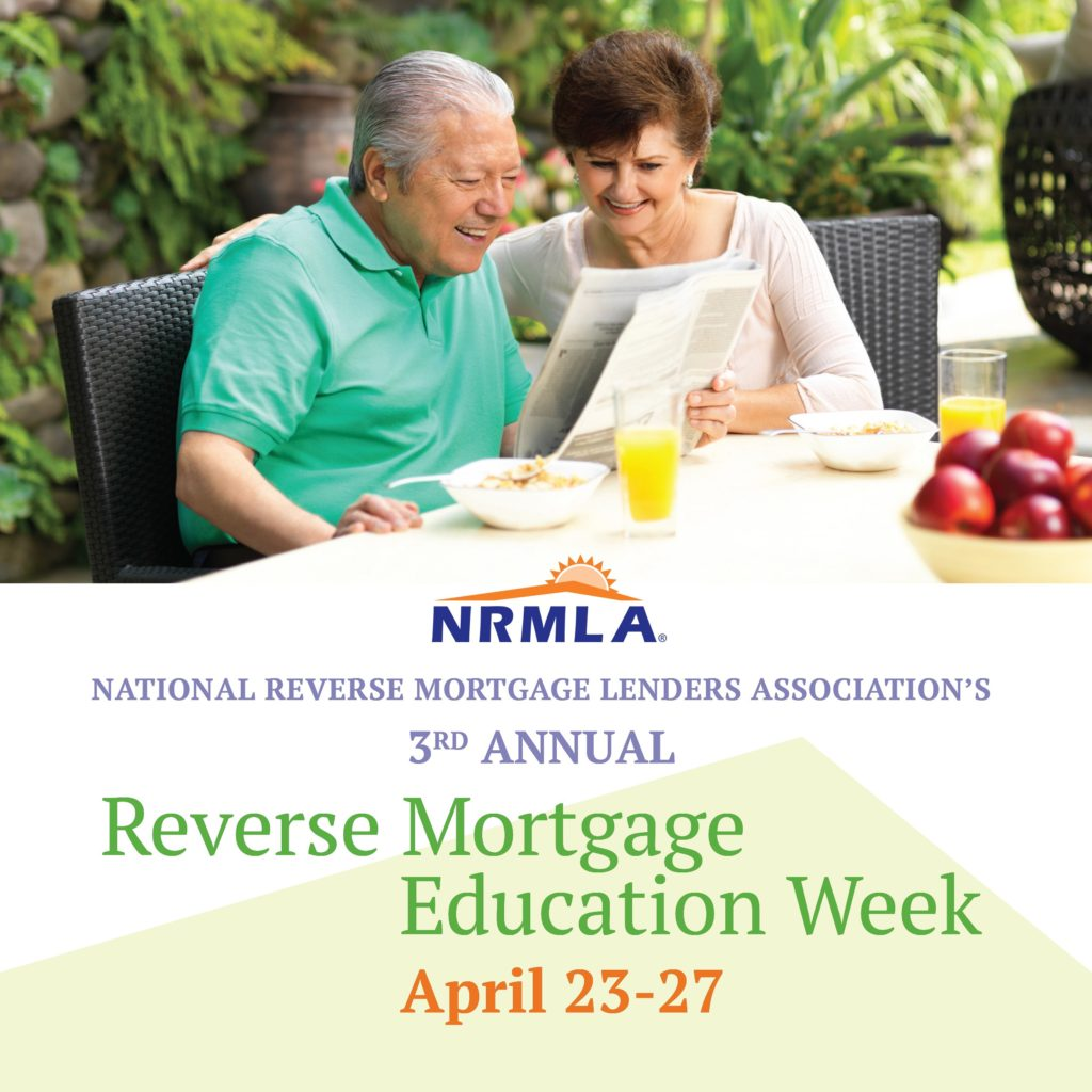 Reverse Mortgage Education Week 2018 Recordings