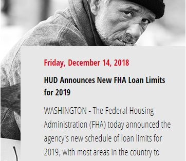 Breaking News: FHA Increases HECM Lending Limit to $726,525