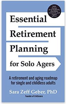 "Helping ""Solo Agers"" Cope With Retirement"