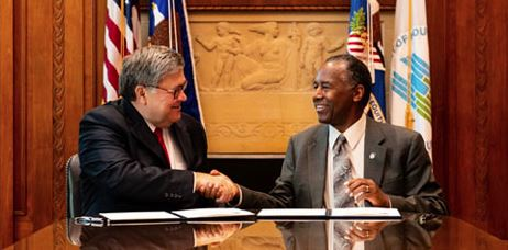 HUD, DOJ Sign False Claims Act Memorandum