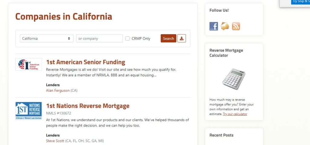 Explore the New ReverseMortgage.org