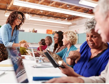 "Agencies Release Enhanced Version of ""Money Smart for Older Adults"